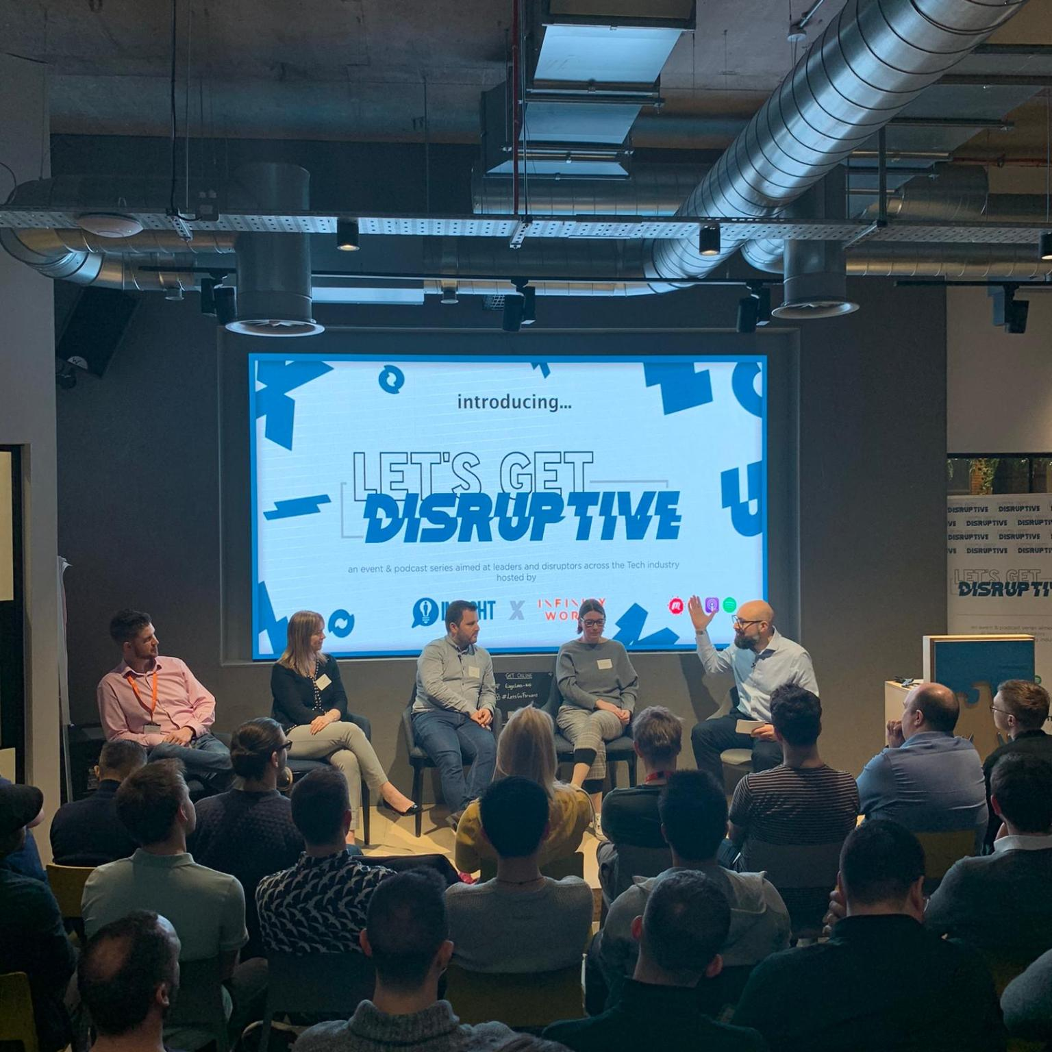 Let's Get Disruptive 2