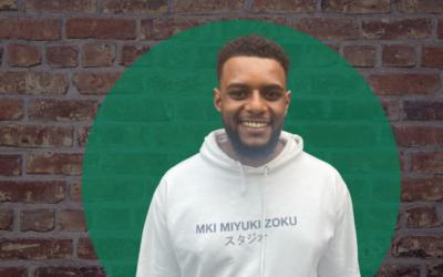 Meet Our New Engineering Team Member – Aaron